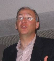 Prof. Franco Porcelli - Responsabile Ufficio Scentifico Ambasciata italiana al Cairo