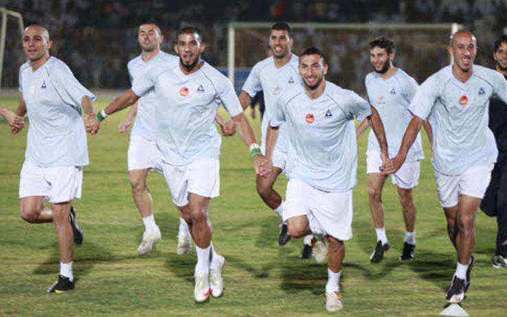 algeria in festa